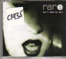 (CL400) Rare, Don't Make Me Wait - 1996 CD