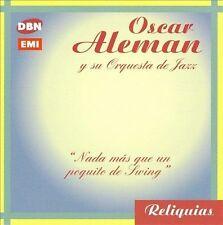 Nada Más Que Un Poquito De Swing by Oscar Alemán (CD, May-2005, EMI Music...