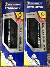 Michelin Power Competition Pneu Twin Pack 700 x 25 C