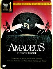 Amadeus (Dvd, Directors cut, 1984) - Watched Once / Excellent Condition