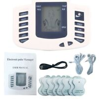 New Tens Unit Tens Massager Electrical Stimulation Muscle Therapy Pain Relief