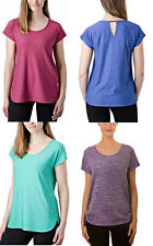 Tuff Athletics Women's Active Yoga Key Hole Tops Variety, Select Size/Color, NWT