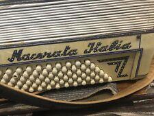 More details for vintage pancotti macerata italia accordian