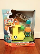 Fisher-Price Octonauts Octo-Crane - Brand New