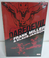Daredevil by Frank Miller & Klaus Janson Omnibus HC Hard Cover New Sealed $125