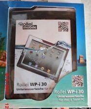 Rollei Wp-i 30 Black Unterwassertasche für iPad 1 2 3 4