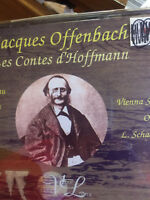 Jacques Offenbach's, Les Contes d'Hoffmann (new sealed double cd)