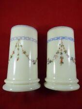 Czech/Bohemia Vase Green Date-Lined Glass