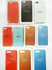 Authentic Apple Leather/Silicone Case For iPhone 6/7/8 Plus iPhone 6/7/8 SE 2020