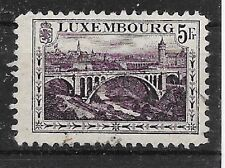 Luxembourg MiNr 136 A O