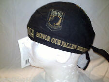 LINED FITTED Ties Bandana Havadanna POW MIA Never Forget HONOR OUR FALLEN HEROES