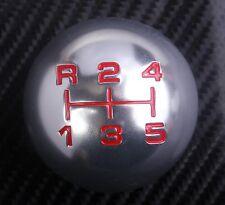 Gear Knob 5 Shift Pattern JDM Round FERRARI 308 328 348 288 512 Testarossa GTB