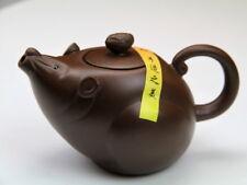 Ratte Teekanne Chinesisches Horoskop Tierkreiszeichen Tierzeichen Yixing Ton