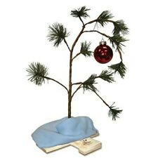 Product Works 24-Inch Charlie Brown Musical Christmas Tree