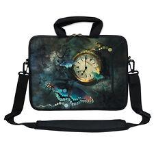 """Neoprene Laptop Bag Case w. Pocket Shoulder Strap to Fit Chromebook 11.6"""" 773"""