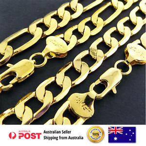 Details about  /Necklace Chain Bracelet /& Anklet Sizes 18k Yellow G//F Gold Solid Belcher Links