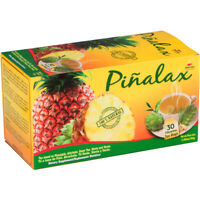 Piñalax Tea - 30 Teabags - Natural Digestion and Weight-Loss Tea from Peru