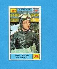 CAMPIONI SPORT 1969-70-PANINI-Figurina n.260- READ -GBR-MOTOCICLISMO-Rec