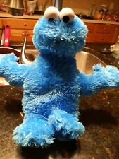 Sesame Street Cookie Monster Plush 12'' Toy 2013 Stuffed Animal Toy