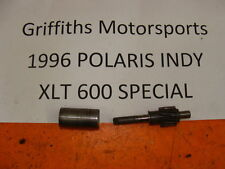 96 POLARIS 600 XLT 95 94 INDY SPECIAL XCR? XC? OIL PUMP DRIVE GEAR SHAFT INJECT