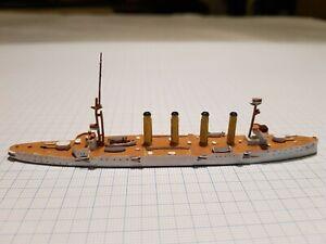 """Navis NM135 """"Good Hope"""" Armoured Cruiser GB WWI 1902 1/1250 waterline"""