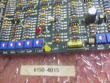 New Emerson Inverter  Printer Board 6150-4015  Extended Board For Laser III