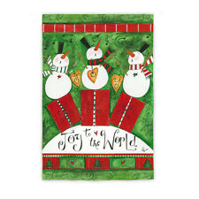 Joy to the World Christmas Garden Flag!  MAKE AN OFFER!
