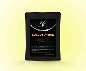 Sulbutiamine 300mg capsules (x60), nootropic