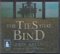 Erin Kelly The Ties That Bind 9CD Audio Book Unabridged Crime Thriller FASTPOST