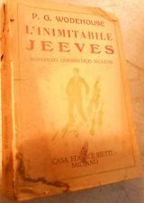 L'Inimitabile Jeeves,Pelham G. Wodehouse  ,Polillo (I Jeeves - The Autograph Col