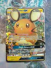 Dedenne GX 57/214 Unbroken Bonds - Pokemon Card NM Ultra Rare