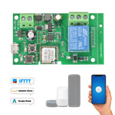 Wireless Wifi Switch Relay Module APP Voice Control for Alexa Google Home AH534