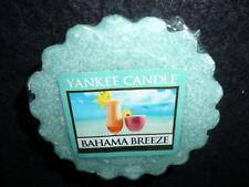 Yankee Candle Set of 3 Bahama Breeze Tarts Wax Melts FREE Ship NEW