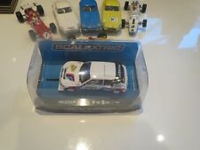 SCALEXTRIC Slot Car C3751 Peugeot 205 T16 BRAND NEW NEVER BEEN OFF THE PLINTH