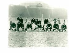 1935 NOTRE DAME FOOTBALL  8X10 TEAM PHOTO  IRISH USA FOOTBALL