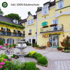 Wachau 3 Tage Urlaub Hotel Schlossgasthof Artstetten Reise-Gutschein 3 Sterne