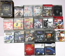 Sony PS3 Games (PICK AND CHOOSE) fun games tested