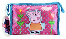 Official Peppa Pig Licensed Toiletry Wash Bag Beauty Case