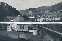 Im Murgtal - Schwarzwald - um 1965 - RAR        J 26-20