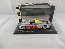 Minichamps 400 051301 2005 Audi R8 #1 Winners 12 Hrs Sebring Kristensen / Lehto