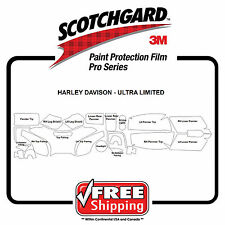 Fits Harley Ultra Limited 14 up 3M 948 PRO SERIES  Scotchgard Paint Protection