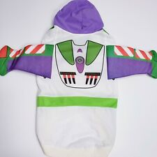 DISNEY PET DOG COSTUME BUZZ LIGHT YEAR WITH WINGS TOY STORY XXL NEW