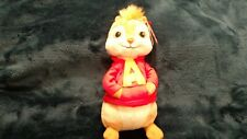 Ty Beanie Baby ~ ALVIN (Alvin and the Chipmunks)(7 Inch Plush) NEW MWMT