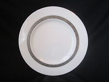 Lenox Kate Spade - NOEL PLATINUM - Accent Luncheon Plate BRAND NEW