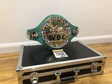 WBC World Champion Boxing Belt-SOME IMPERFECTIONS-most accurate REPLICA-WBA,IBF
