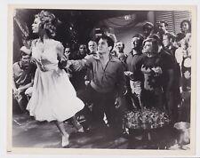 ELVIS PRESLEY GIRL HAPPY 1965 ORIGINAL 8X10 B/W MOVIE PHOTO WITH SHELLEY FABARES