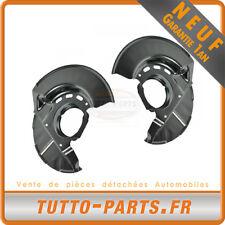 2 Protections Disque De Frein Avant Gauche + Droit BMW Série 3 E30 - 34111154241