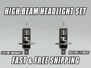 Factory Fit Halogen High Beam Headlight Bulbs For INFINITI Q45 1999-2004 Qty 2