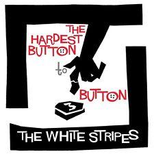 """WHITE STRIPES 'The Hardest Button 7"""" jack elephant lp meg raconteurs third man"""