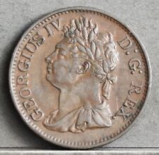 More details for ireland. george iv irish large copper halfpenny, 1822. gef or better